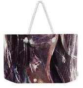 On Wings In A Storm Weekender Tote Bag