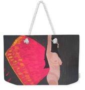 On Wings Of Creation Weekender Tote Bag