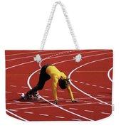 Track And Field 1 Weekender Tote Bag