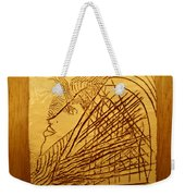 Once - Tile Weekender Tote Bag