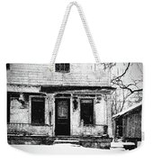 Once A Store Weekender Tote Bag