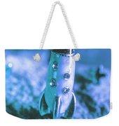 Once On A Blue Moon Weekender Tote Bag