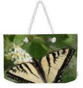 Once There Was A Butterfly Weekender Tote Bag