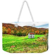 Once Upon A Mountainside 2 - Paint Weekender Tote Bag
