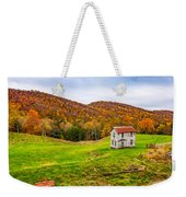 Once Upon A Mountainside Weekender Tote Bag