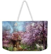 Once Upon A Springtime Weekender Tote Bag