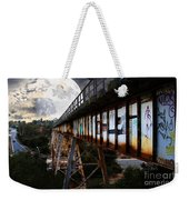 Once Upon A Time In Any Town Usa Weekender Tote Bag