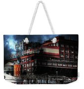 Once Upon A Time In The Sleepy Town Of Crockett California . 5d16760 Weekender Tote Bag