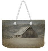 Once Upon A Time In The West Weekender Tote Bag