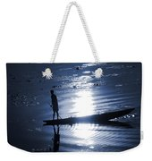 Once Upon In A Moonlit Night Weekender Tote Bag