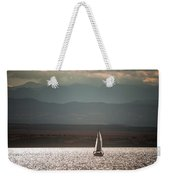 One Autumn Evening Weekender Tote Bag