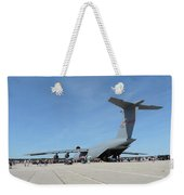 One Big Bird Weekender Tote Bag