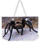 One Big Hairy Spider Weekender Tote Bag