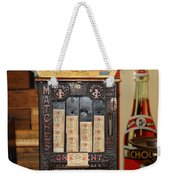 One Cent Matches Weekender Tote Bag