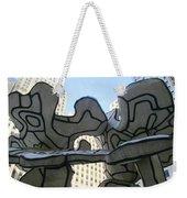One Chase Manhattan Plaza 3 Weekender Tote Bag