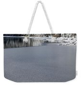 One Cool Morning Weekender Tote Bag by Chris Brannen