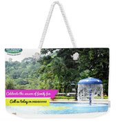 One Day Picnic Spot In Pune For Rainy Season Splendour Country Weekender Tote Bag