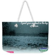 One Day Picnic Spot Near Khadakwasla- Masti Ka Cool Station Splendour Country Weekender Tote Bag