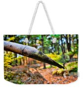 One Drop Amidst The Drought Weekender Tote Bag