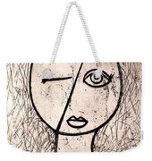 One Eye Weekender Tote Bag