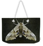 One Eyed Sphinx Moth Weekender Tote Bag