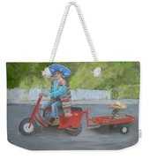 One Harry Ride Weekender Tote Bag