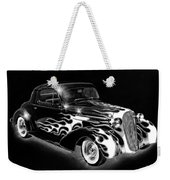 One Hot 1936 Chevrolet Coupe Weekender Tote Bag