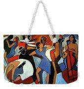 One Last Tango Weekender Tote Bag
