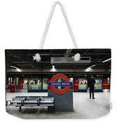 One Man Standing Weekender Tote Bag