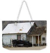 One Man's Treasure Weekender Tote Bag