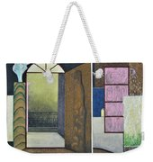 One Moonlit Night- J-16 Weekender Tote Bag