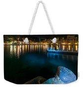 One Night In Portofino - Una Notte A Portofino Weekender Tote Bag