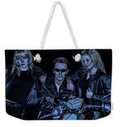 One-non-blond Weekender Tote Bag