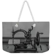 One Of The First Sewing Machines Weekender Tote Bag