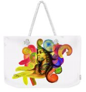 One Part 1 Weekender Tote Bag by Mo T