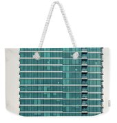One Rincon Hill Building In San Francisco, California Weekender Tote Bag