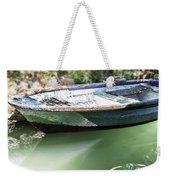 One Small Boat Weekender Tote Bag