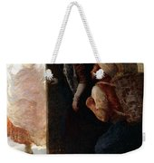 One Thousand And One Nights, The Porter Of Baghdad Weekender Tote Bag