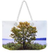 One Tree Hudson River View Weekender Tote Bag