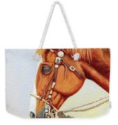 One Tricked Out Cowpony Weekender Tote Bag