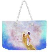 One Way To God Weekender Tote Bag