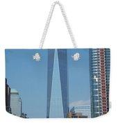 One World Trade Center 5 Weekender Tote Bag