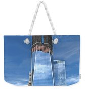 One World Trade Weekender Tote Bag