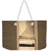 Jonesborough Tennessee - One Window Weekender Tote Bag