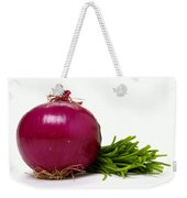 Onion And Chives Weekender Tote Bag