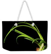Onion Greens Weekender Tote Bag
