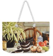 Onion Soup Tonight  Weekender Tote Bag