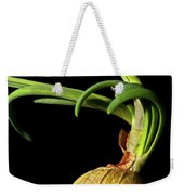Onion Sprouting Weekender Tote Bag