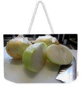 Onions I Weekender Tote Bag