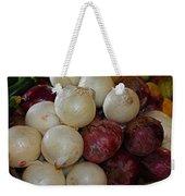 Onions IIi Weekender Tote Bag